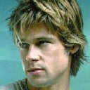 Brad Pitt Serious