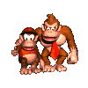 Diddy and DK