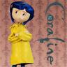 Raincoat Coraline