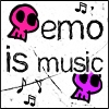 emo is music